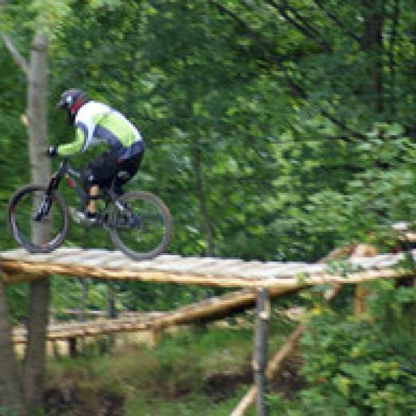 Bikepark Horní Domky