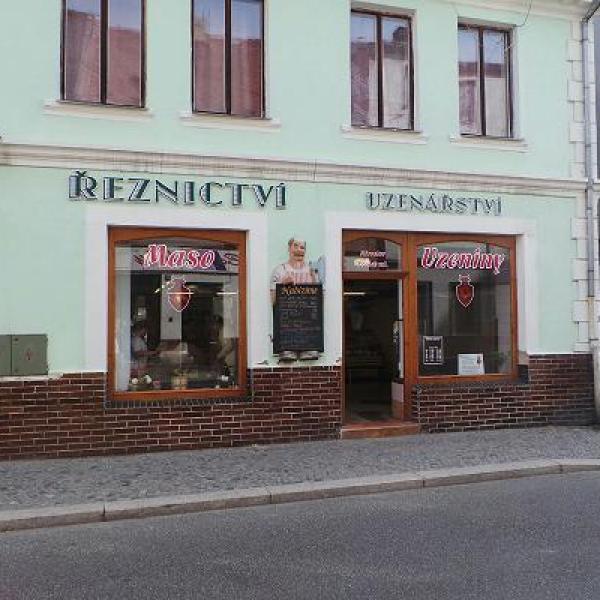 Řeznictví, autor: Miroslav Prošek