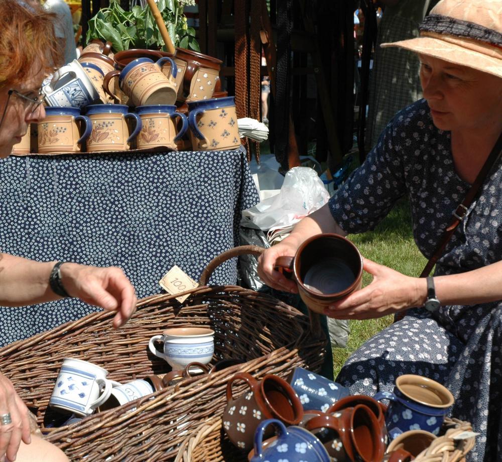 Staročeské řemeslnické trhy v Turnově, autor: Archiv RTIC