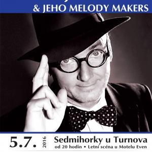 Ondřej Havelka & jeho Melody Makers - Sedmihorské léto