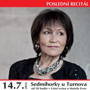Marta Kubišová - Poslední recitál