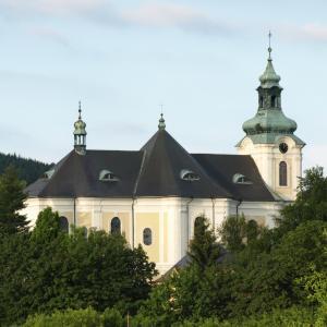 Noc kostelů, autor: Archiv města Smržovky