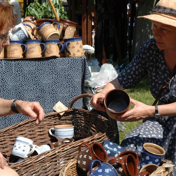 Staročeské řemeslnické trhy v Turnově