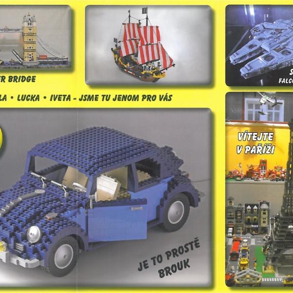 Muzeum LEGO - modely, autor: Muzeum kostek LeMi a obchod LEGO stavebnic ve Špindlerově Mlýně
