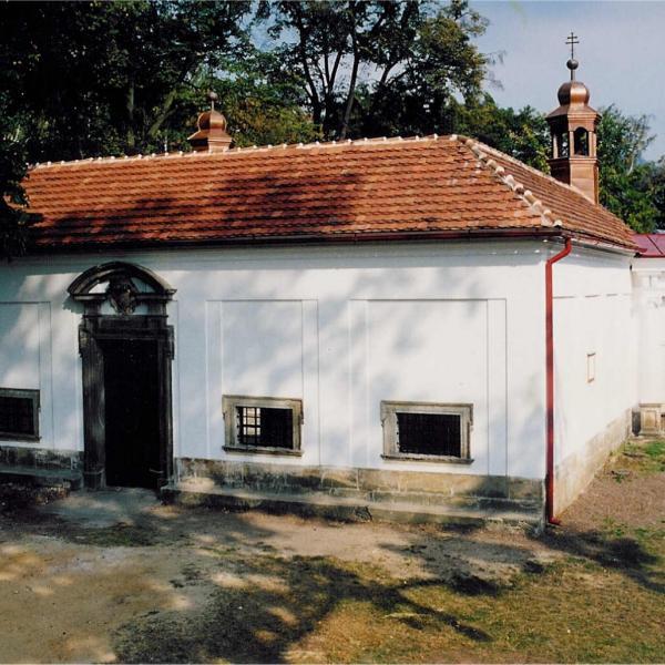 Boží hrob v Mimoni, autor: Město Mimoň - nahrála Lenka Proboštová