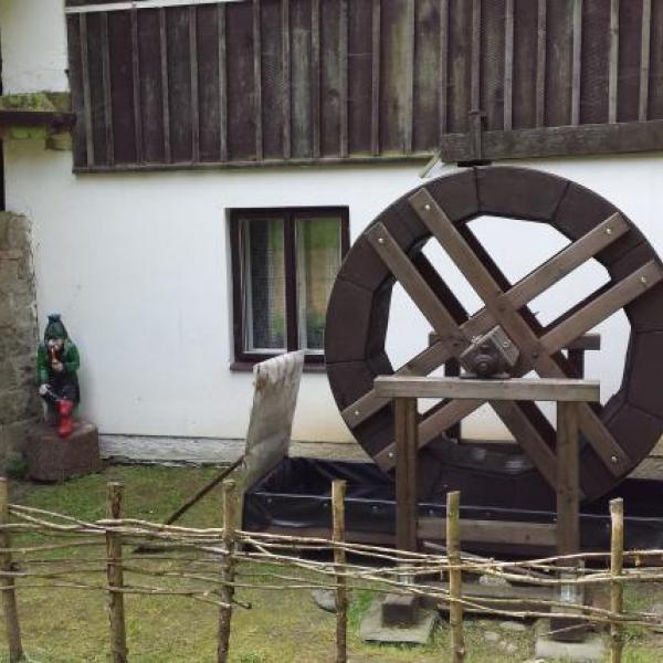 Roztocký mlýn, autor: Bohumil Novotný