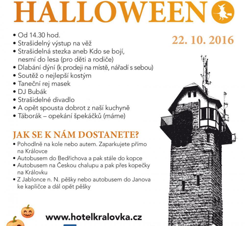 Halloween 2016, autor: Hotel Královka s.r.o.