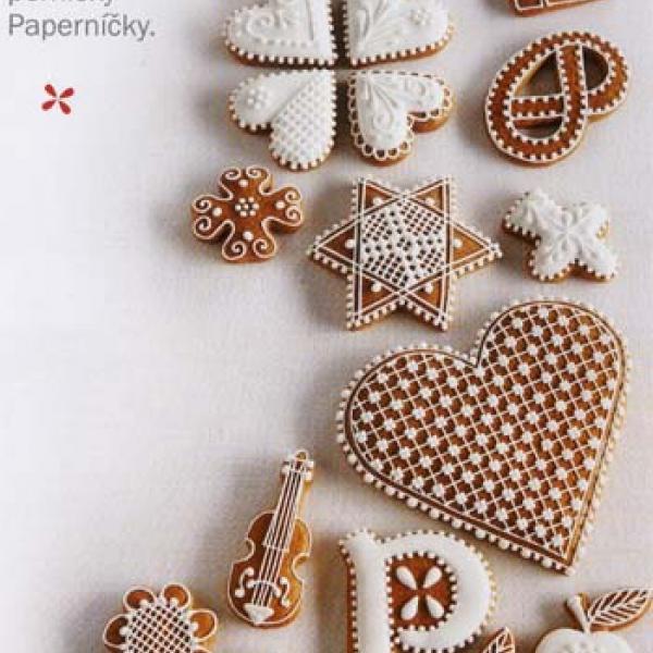 Perníčky, autor: Eva Parásková - PAPERNIK