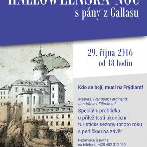 Halloweenská noc na Frýdlantu, author: SZ Frýdlant