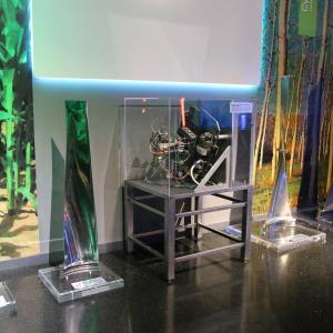 Výstava v iQLANDII Aerodynamika