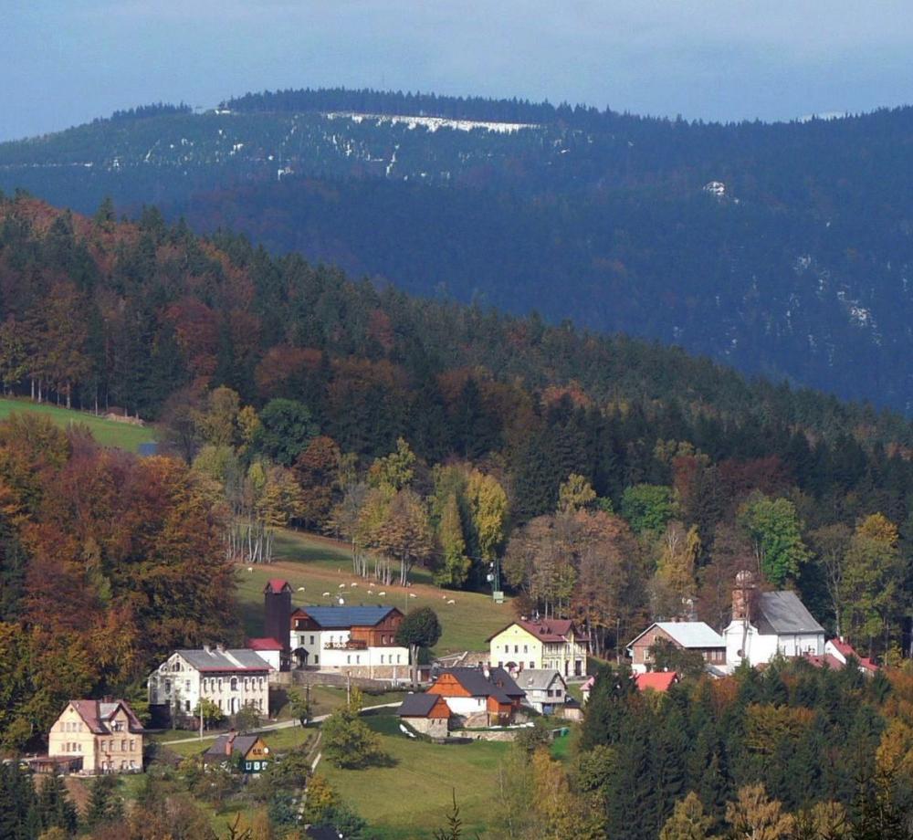 Paseky nad Jizerou, autor: Krkonoše - svazek měst a obcí