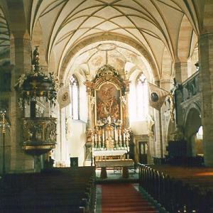 Kostel sv. Jakuba Většího, Česká Kamenice