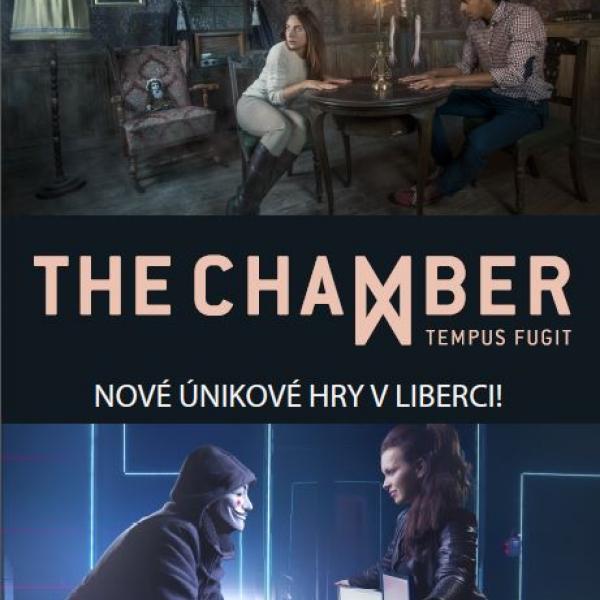 THE CHAMBER, autor: The Chamber Liberec
