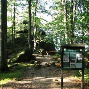 Skalní hrad v Oldřichově