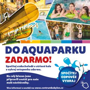Soutěž aquapark
