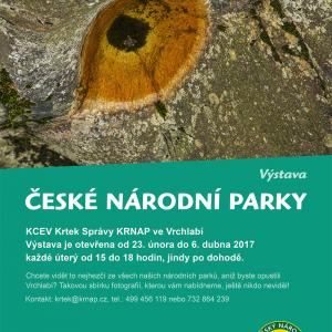 České národní parky, autor: Správa KRNAP