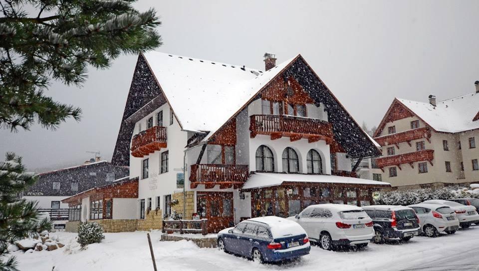 HOTYLEK U HRABETE HARRACHA, HARRACHOV