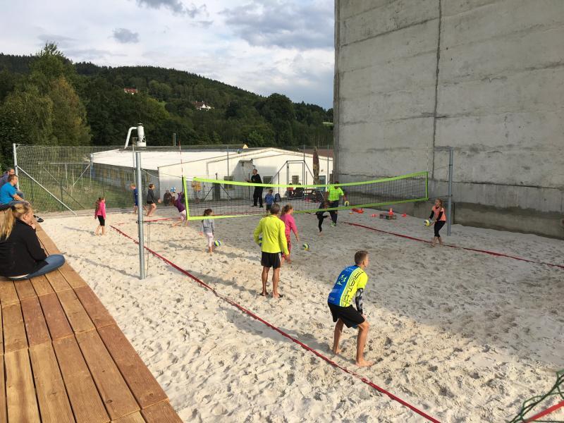 Beach club Harcov-Liberec