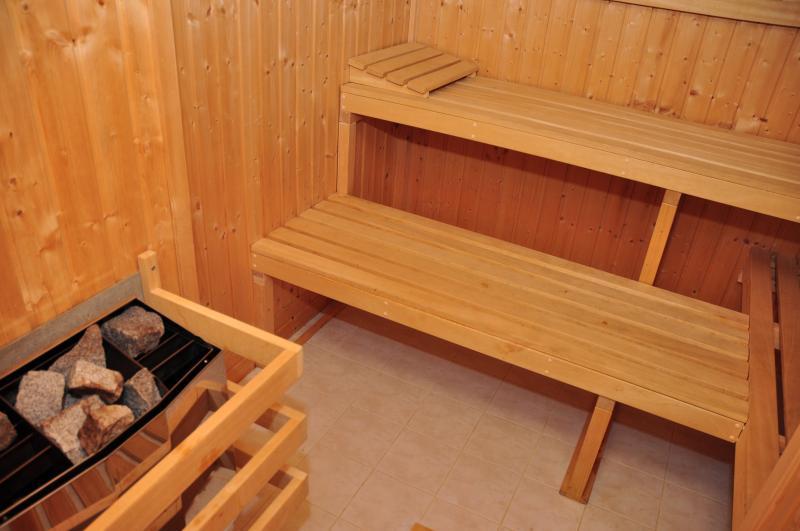 Sauna hotelu Radnice