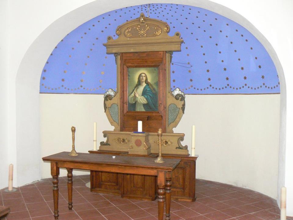 Kaple Navštívení Panny Marie