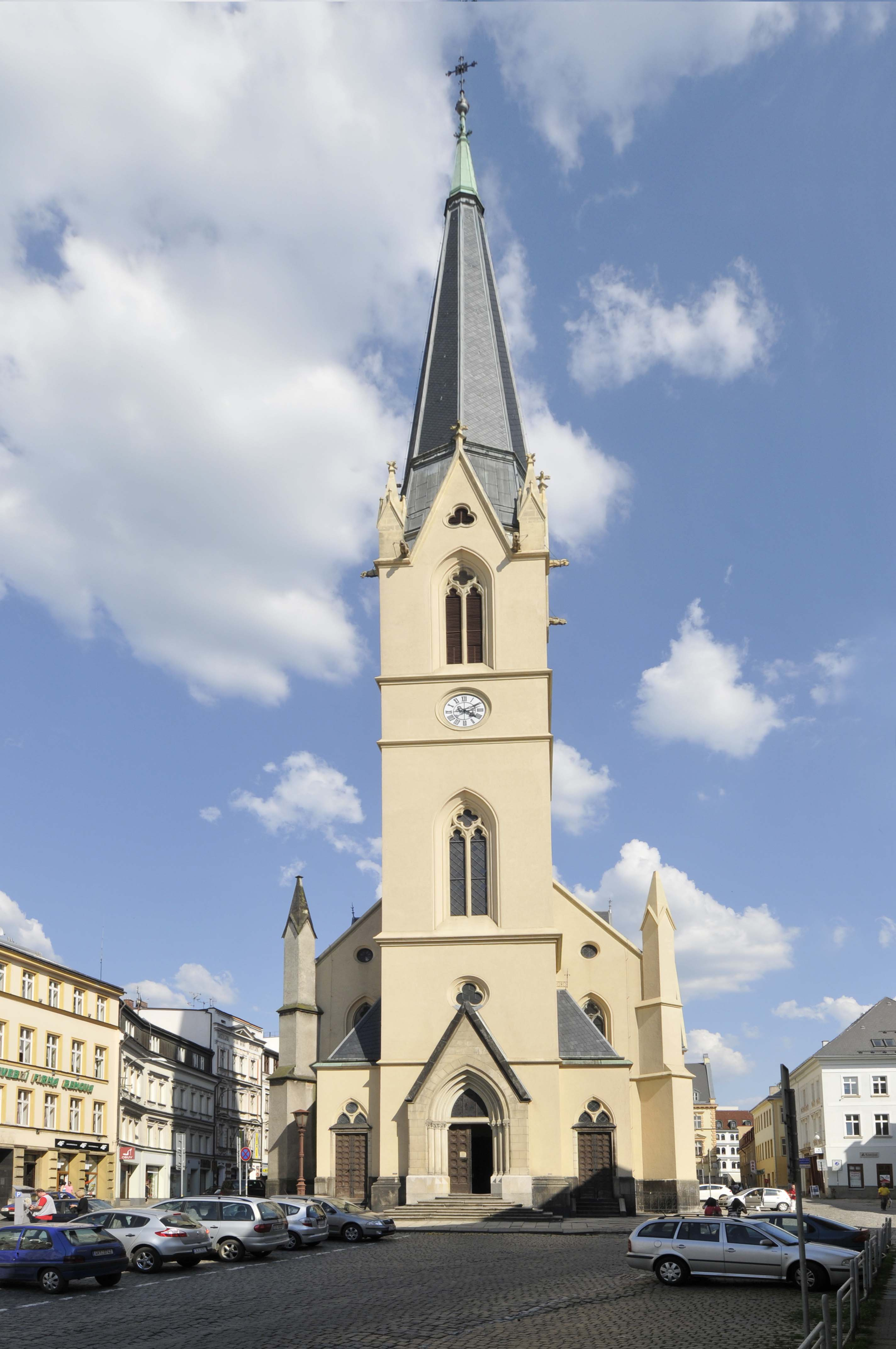 Kostel sv. Antonína Velikého