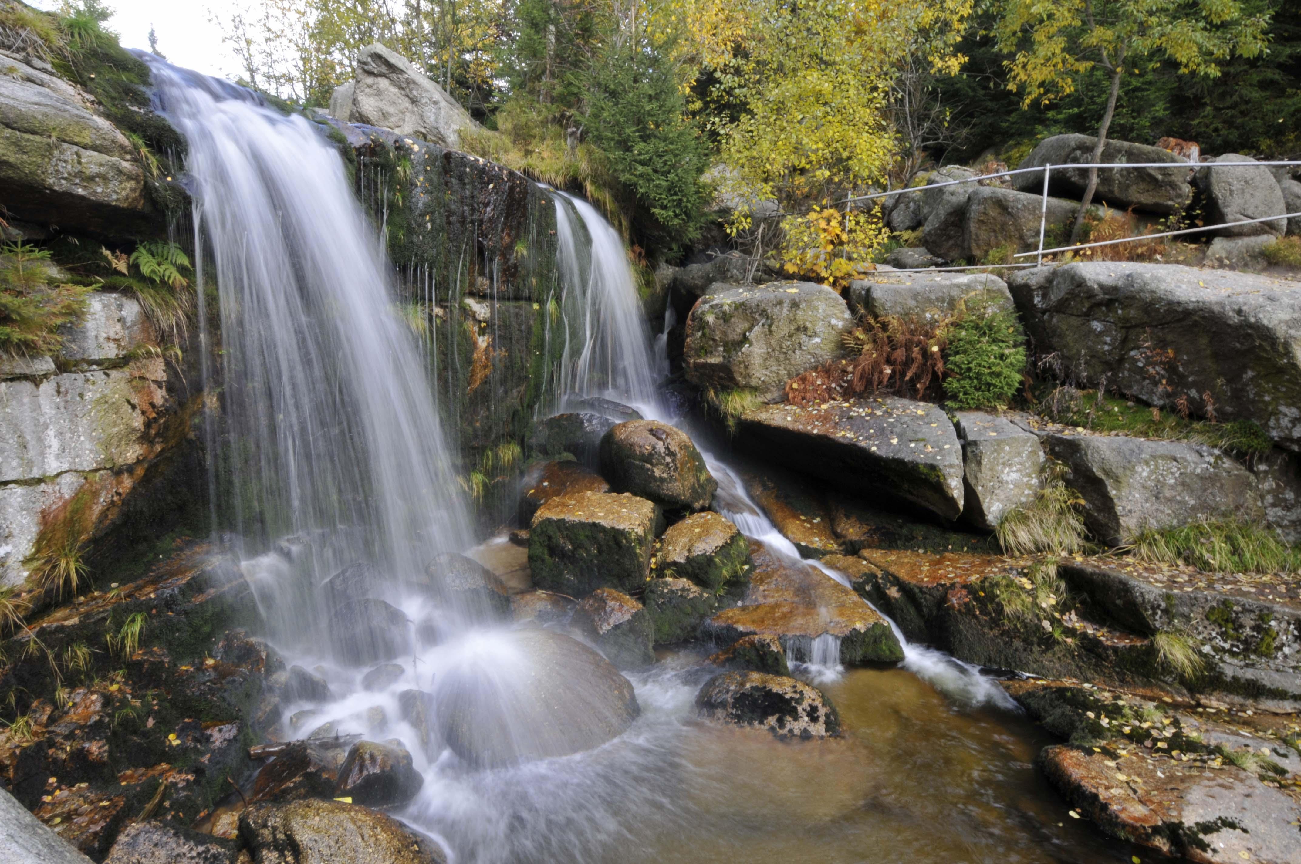 Vodopády na Jedlové