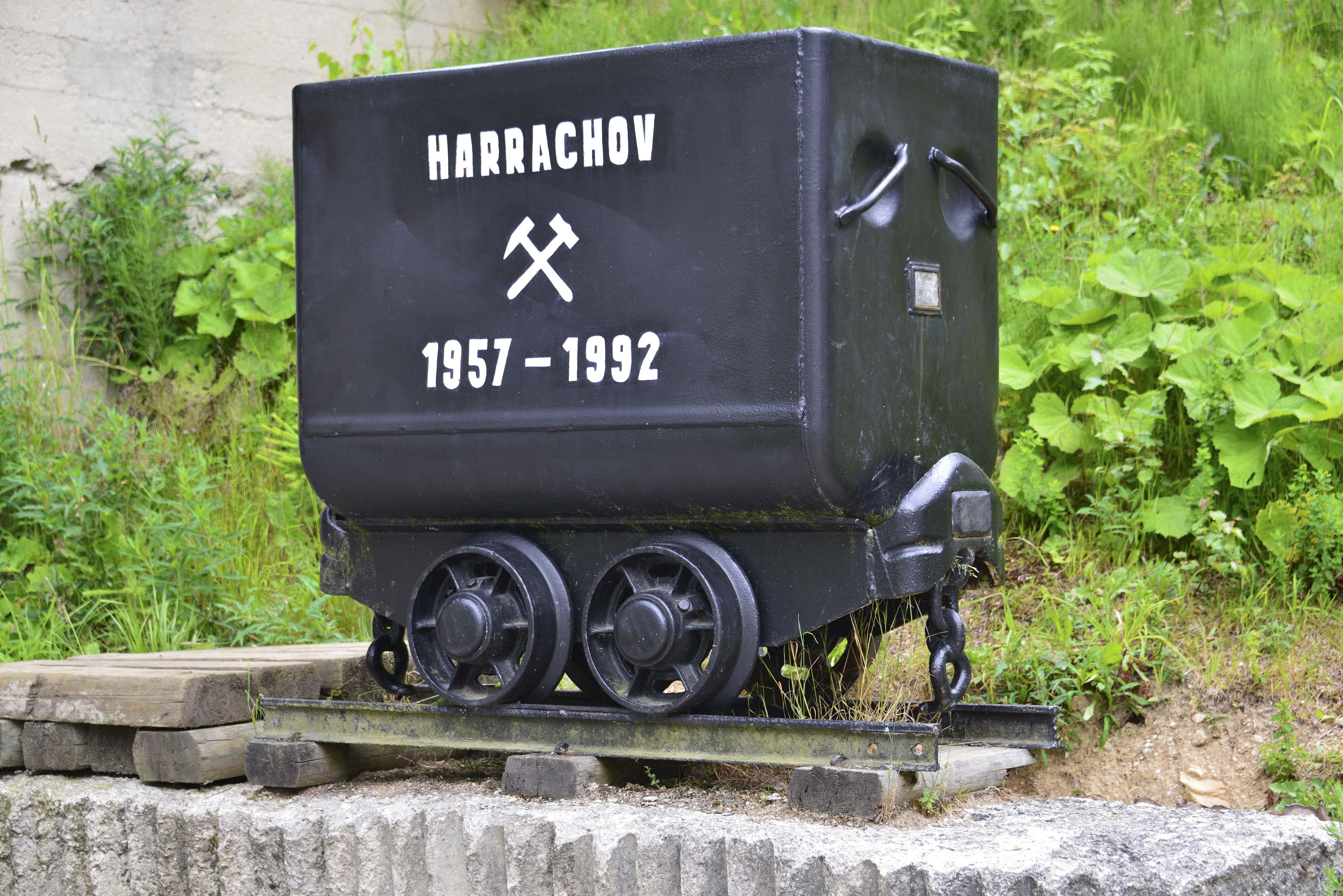 Hornické muzeum Harrachov