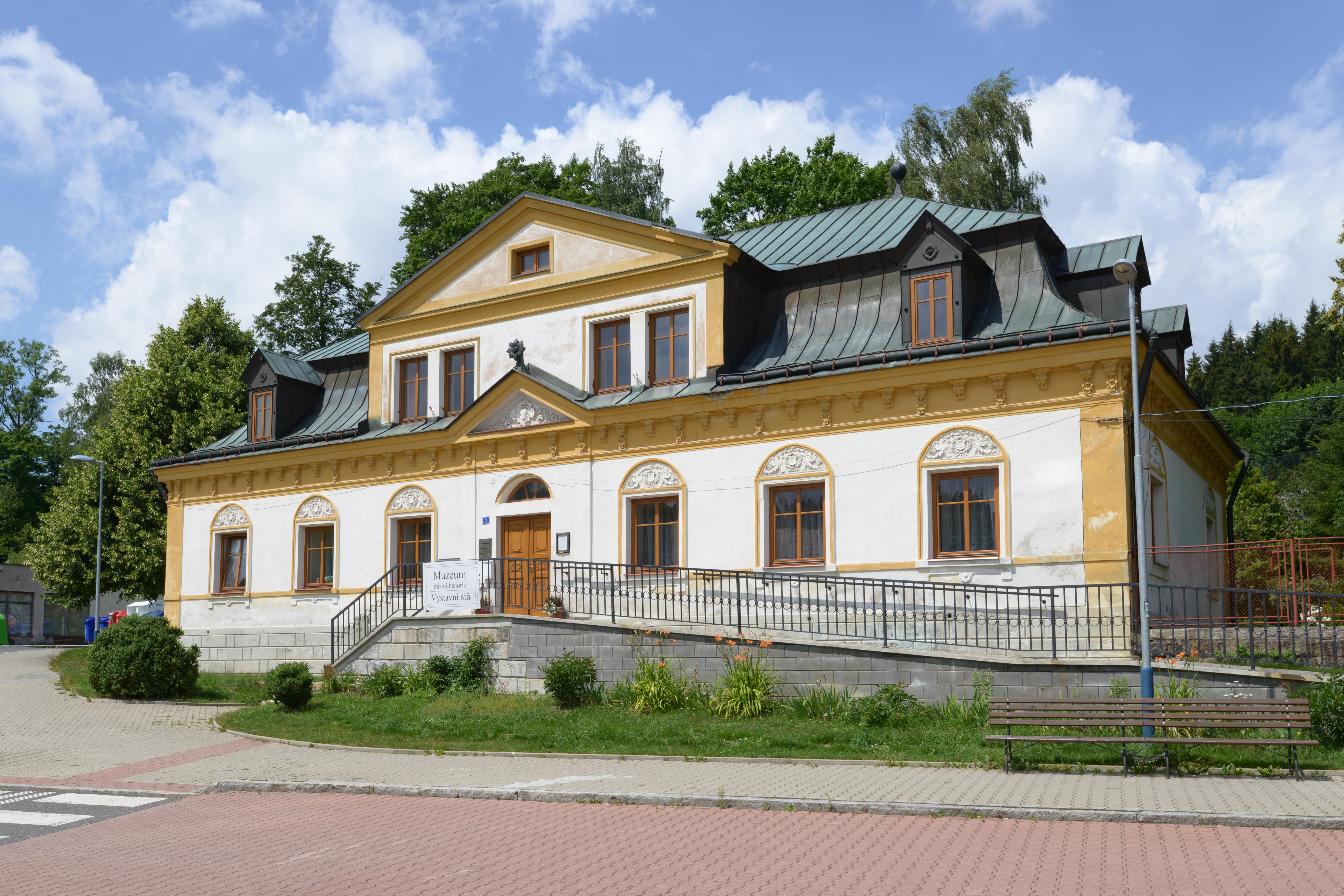 Muzeum místní historie Smržovky