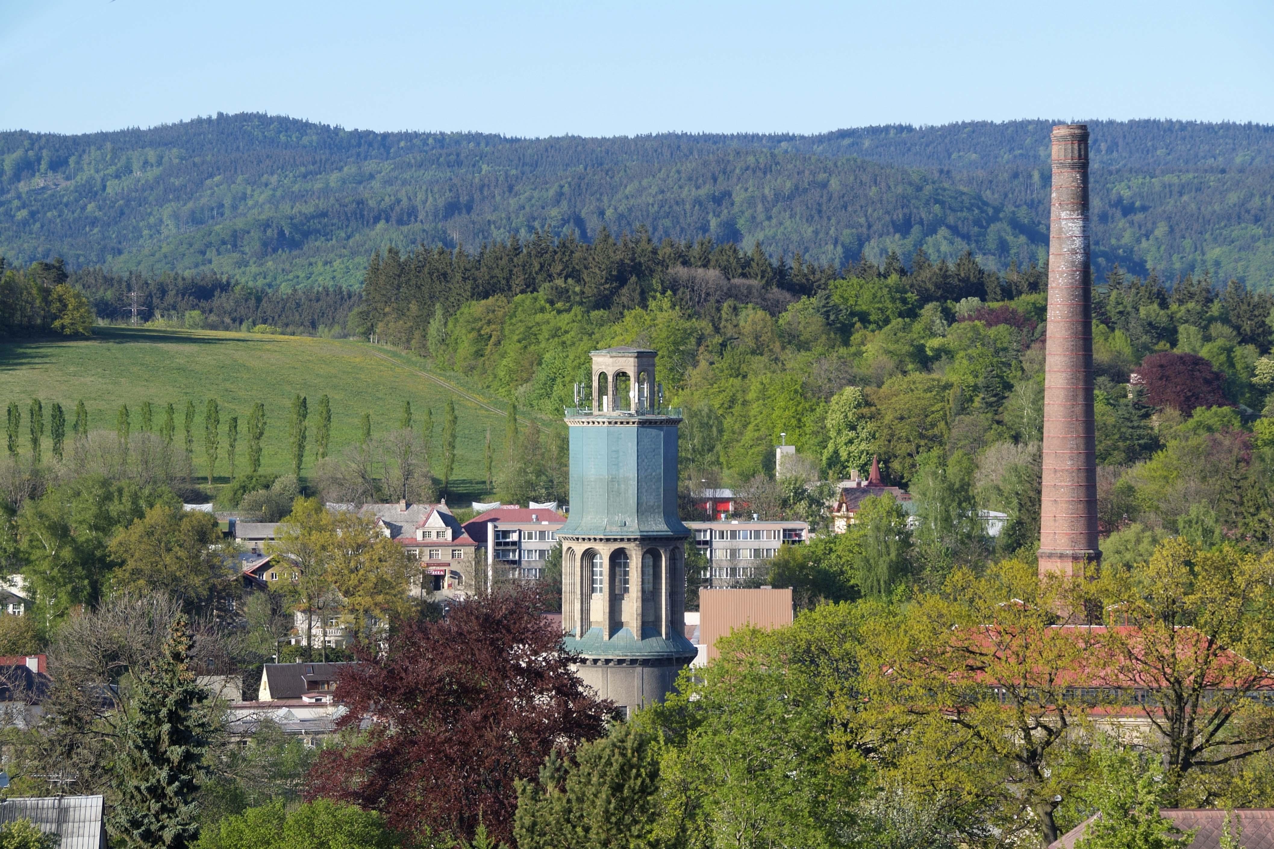 Zauhlovací věž