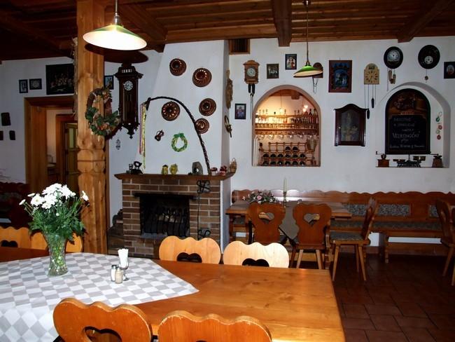 Restaurace V nebi