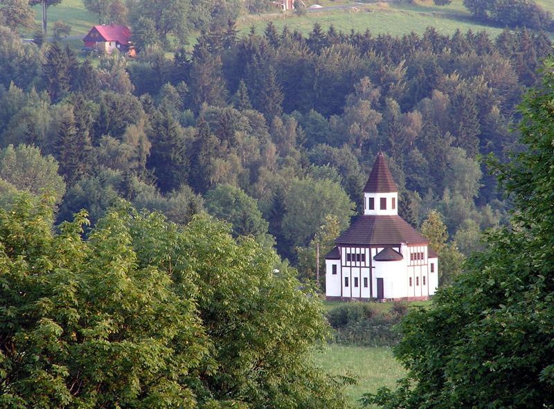 Kostelík v Kořenově