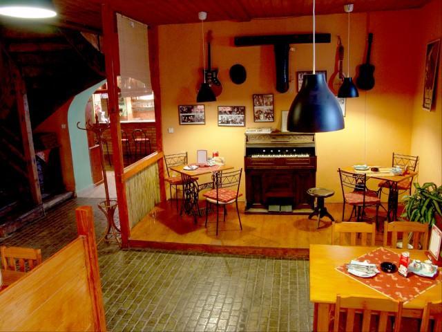 Restaurace Panoptikum