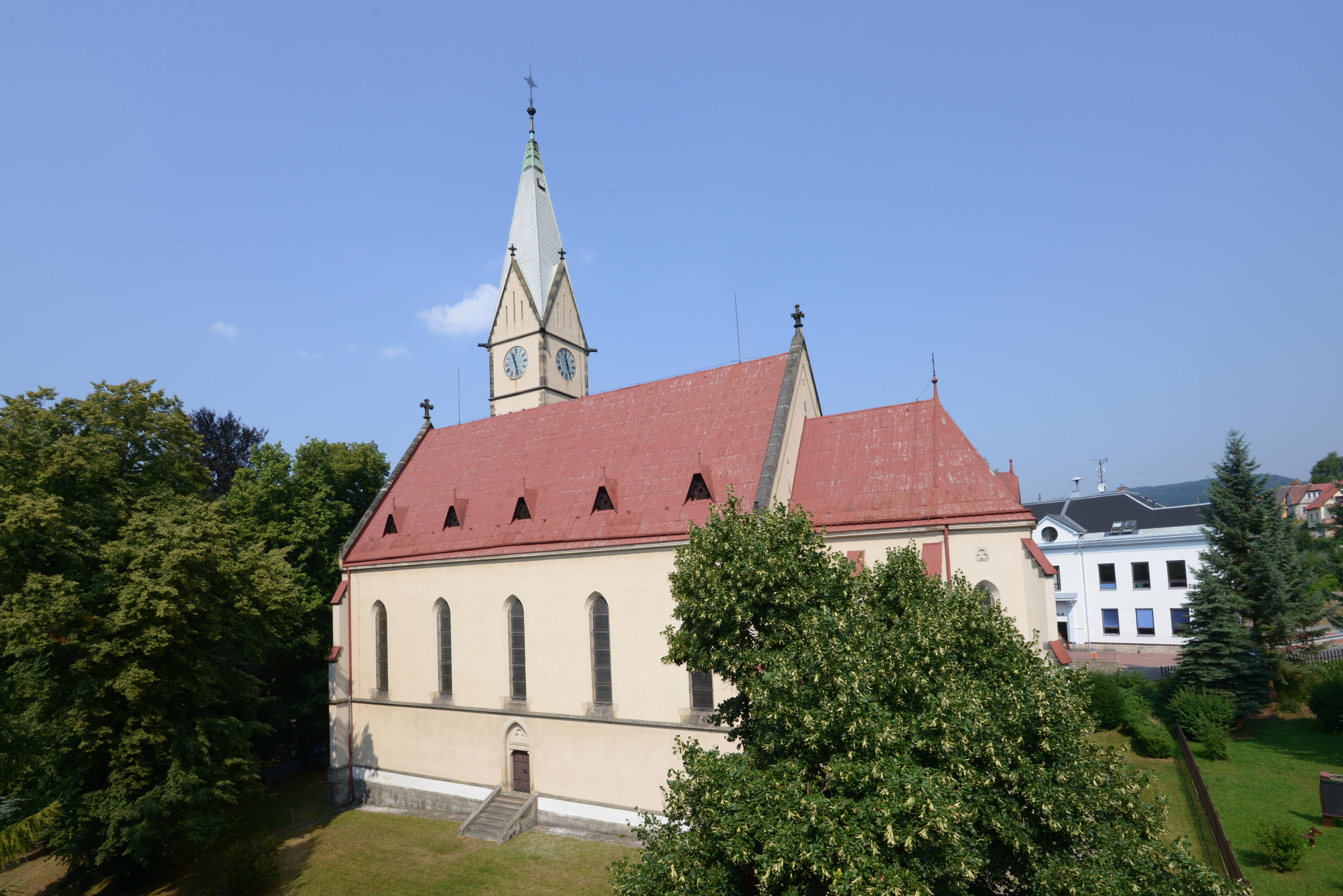 Tanvald, Šumburk