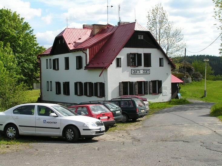 chata Čert