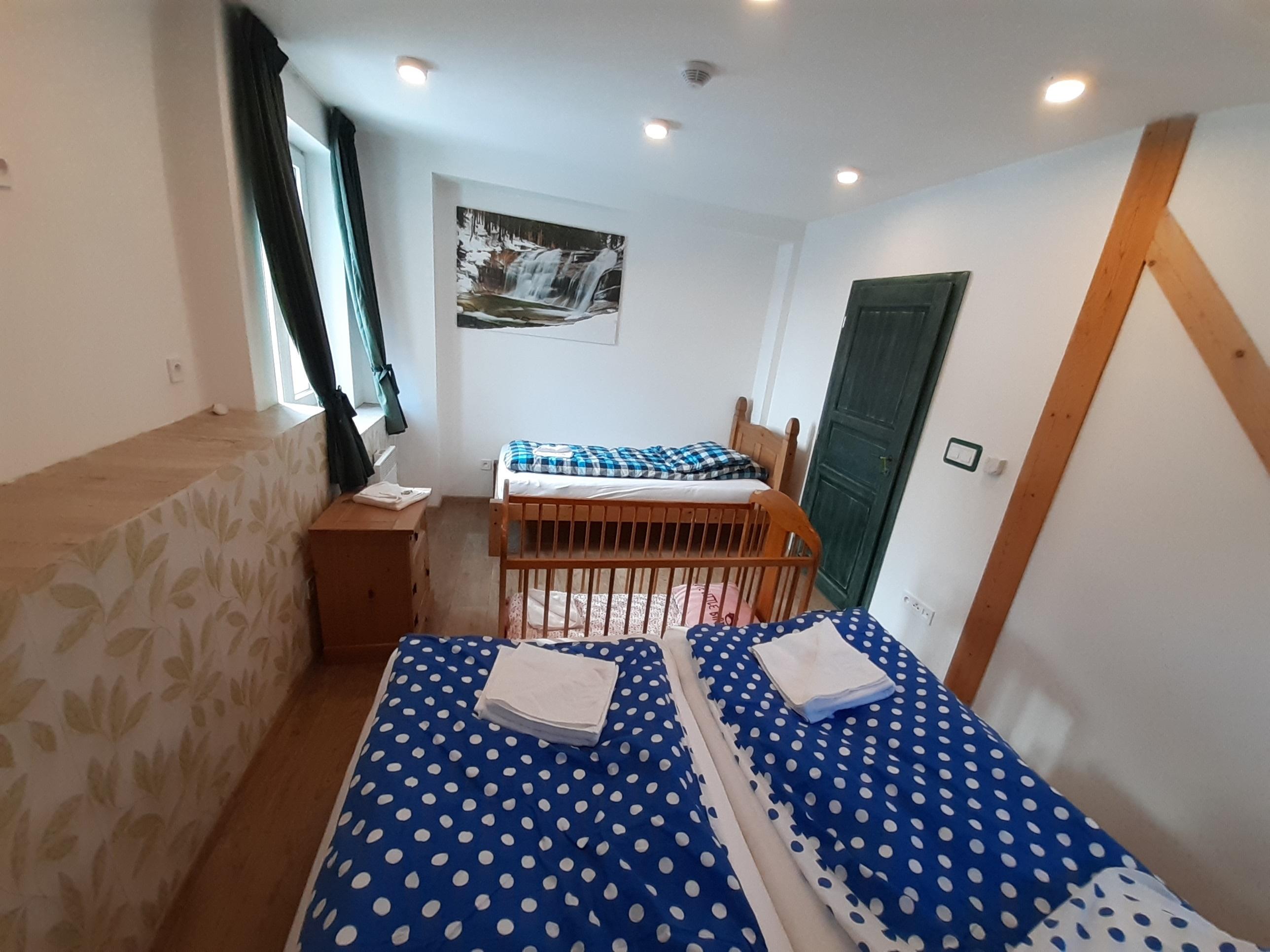 Apartmány pod Mariánskými schody 16