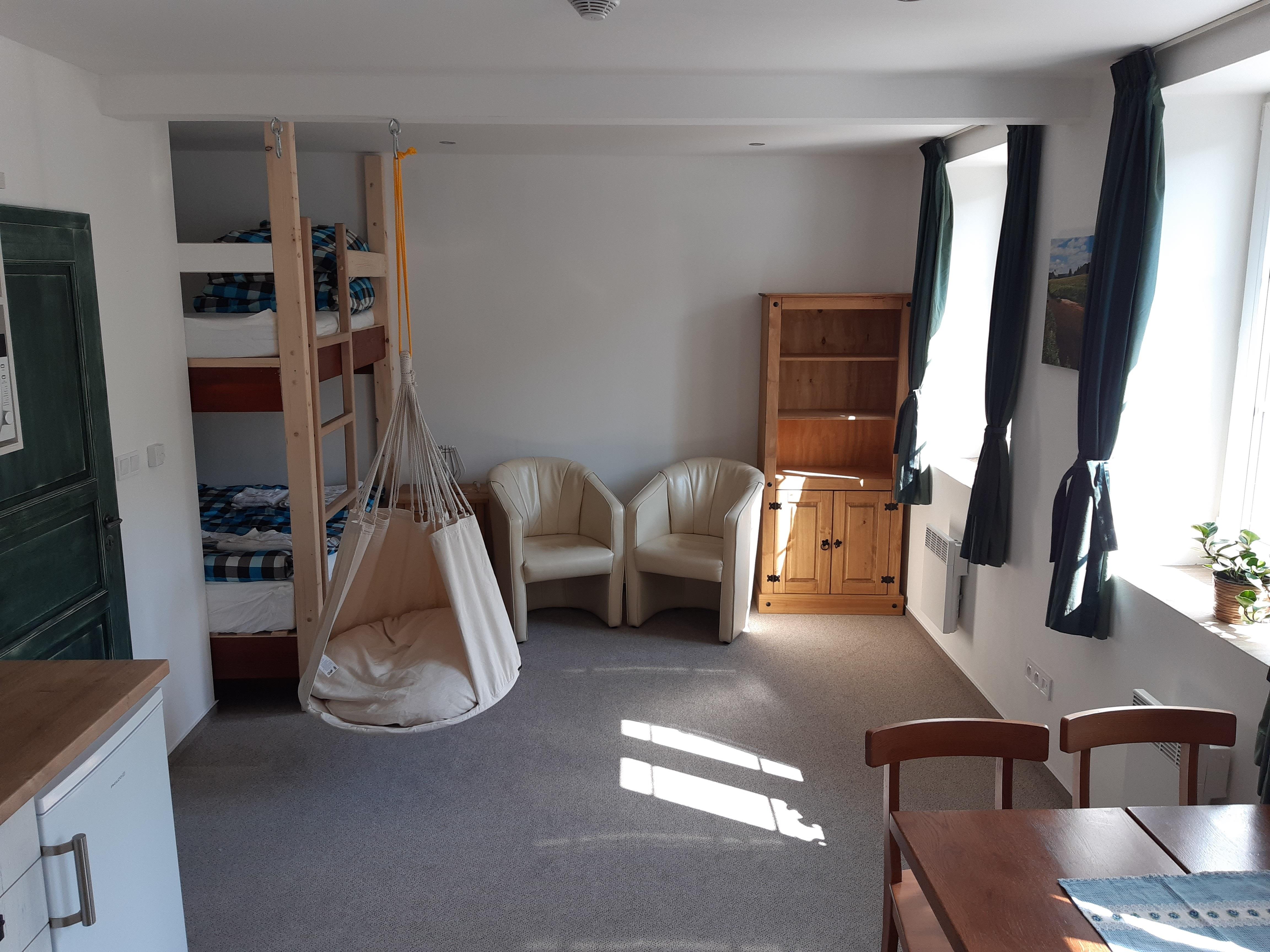 Apartmány pod Mariánskými schody 18