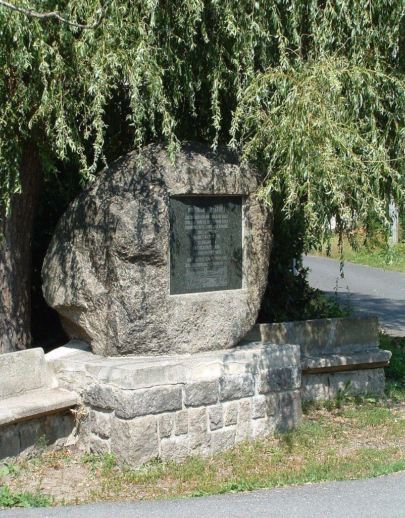 Památník obětem Protržené přehrady