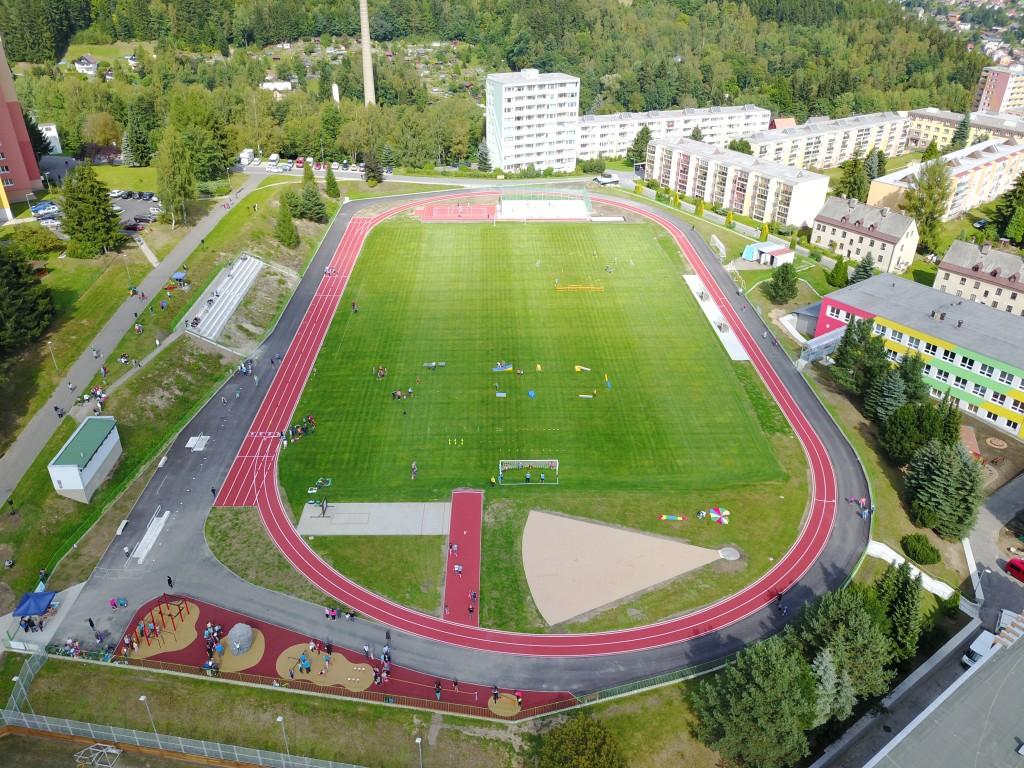 Městský multifunkční stadion Tanvald