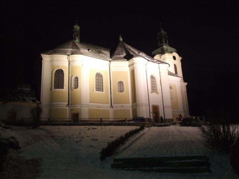 Kostel sv. Archanděla Michaela Smržovka
