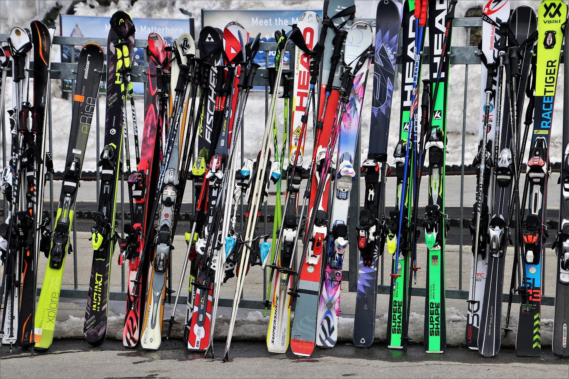 půjčovna lyží