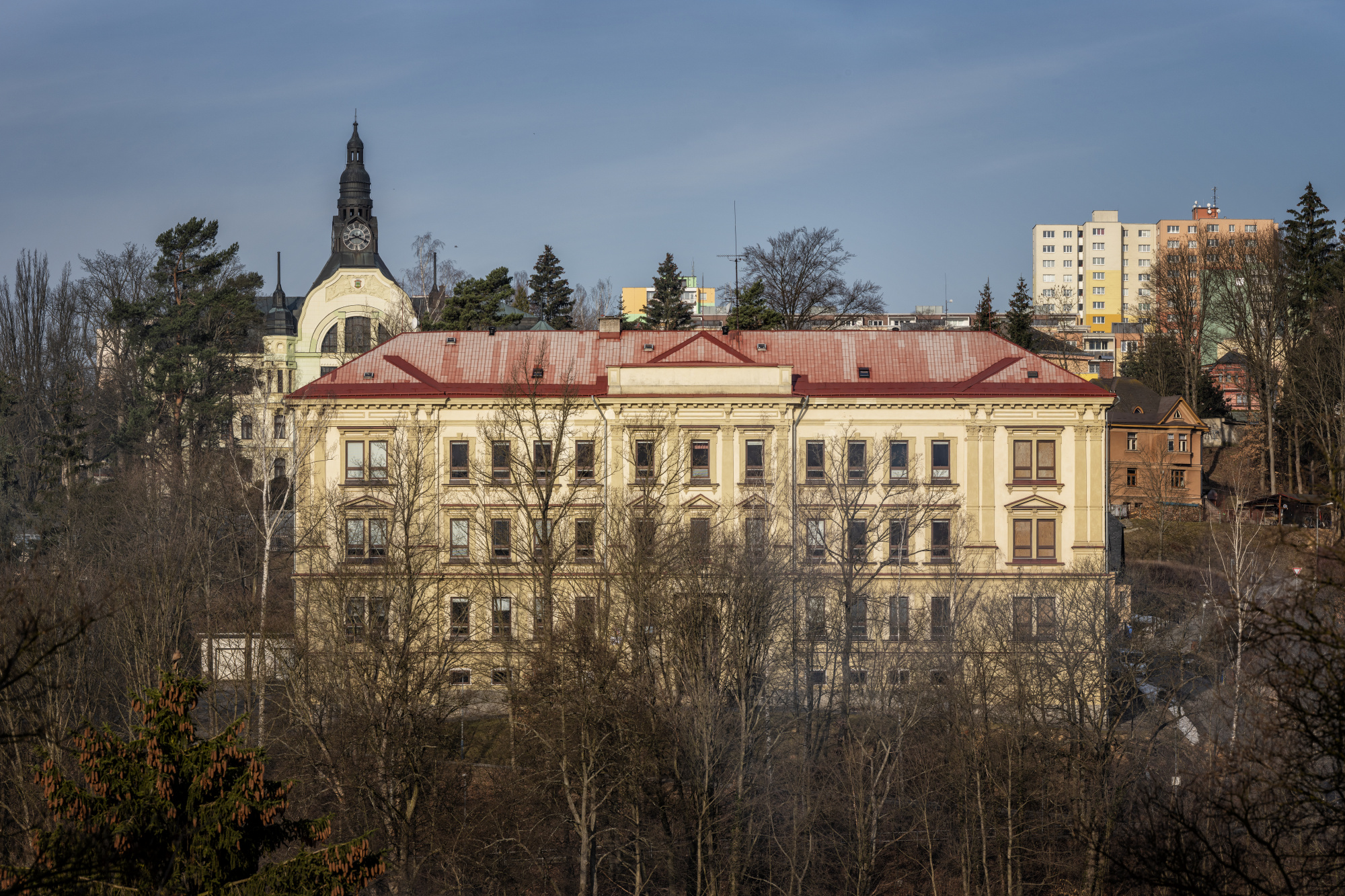 Gymnázium Tanvald