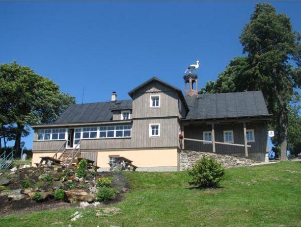 Penzion U Čápa
