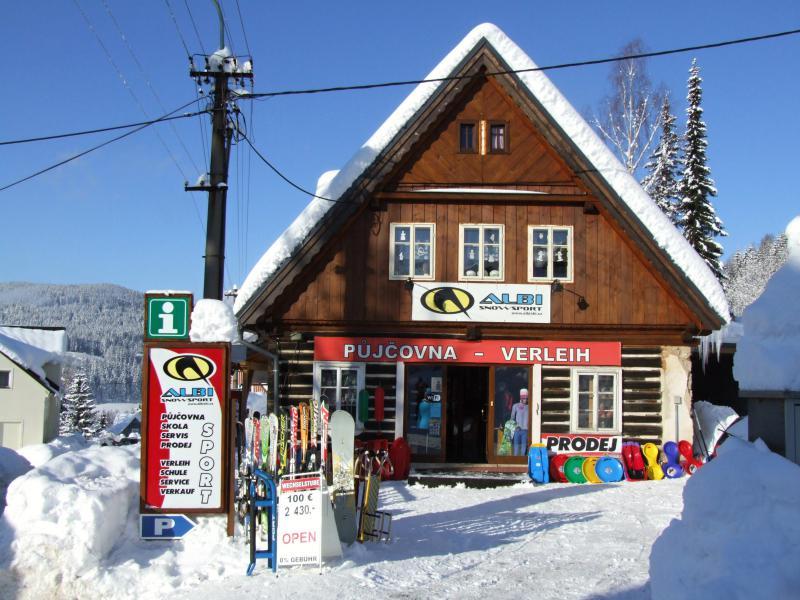 SPORT ALBI – ski servis