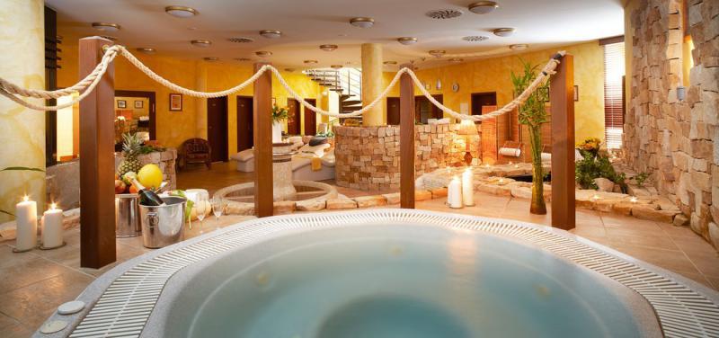 Relaxační centrum - SPA Hotel Bílý Hořec