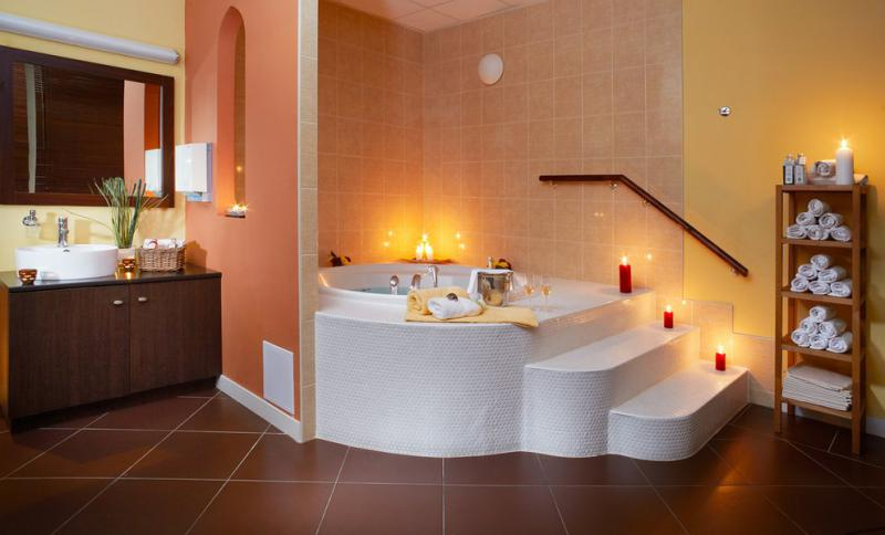 Relax a wellness - hotel Sklář