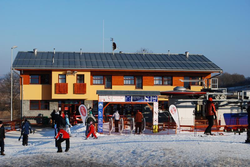 Ski areál Javorník