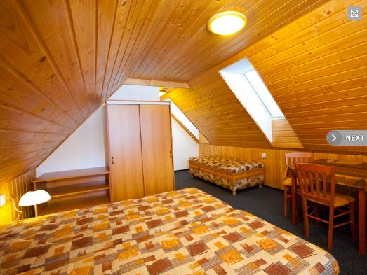 Apartmány Podkůvka
