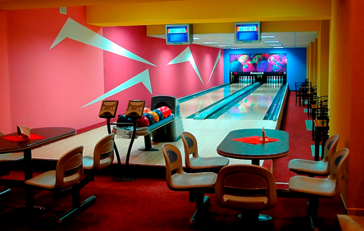 Bowling Hotel Fit Fun