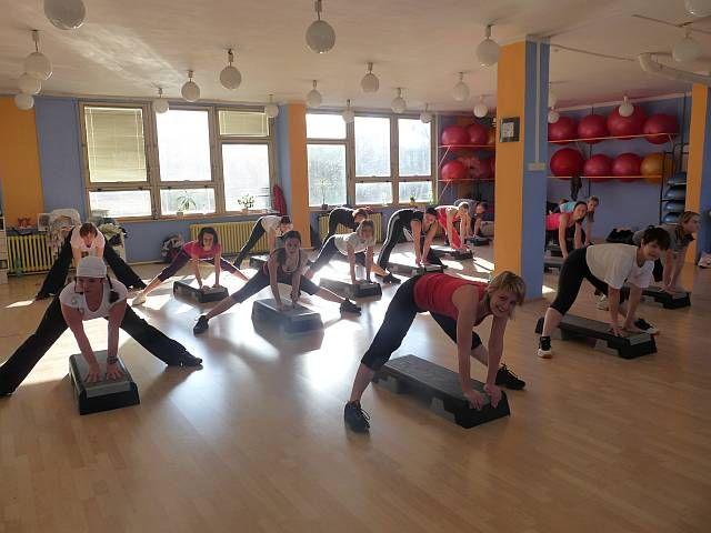 Sport aerobic Liberec