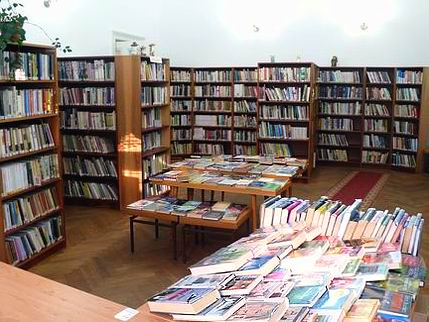 Knihovna Desná